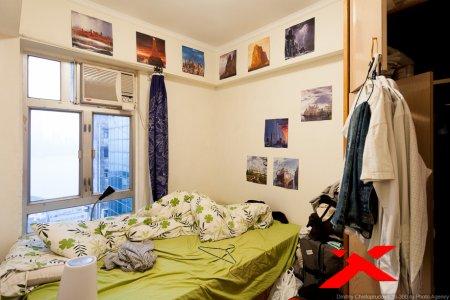 Квартира в Гонконге.