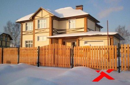 """В коттеджном поселке уровня бизнес-класс """"Ново-Луговая"""" в Московской области построено около 40 домов"""