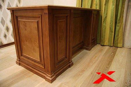 Деревянная и шпонированная мебель