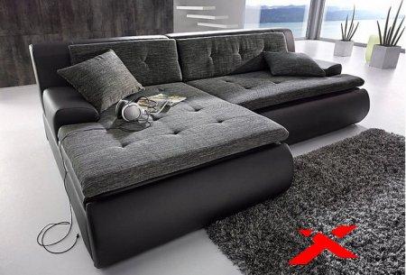 Раздвижные диваны: большой выбор моделей