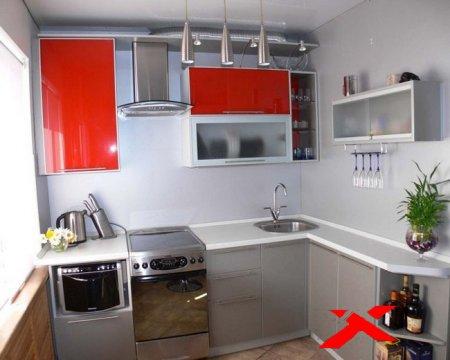 Образцы кухонных гарнитуров фото