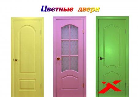 Какие бывают двери
