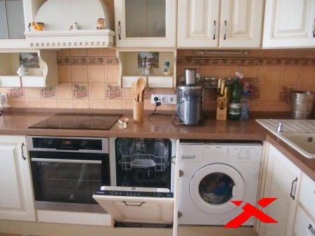 Как оформить кухню в квартире: фото