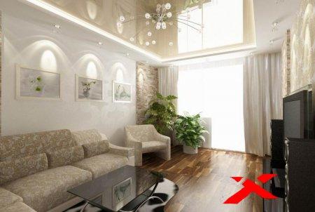 Дизайн хрущевки 2 комнаты смежные фото