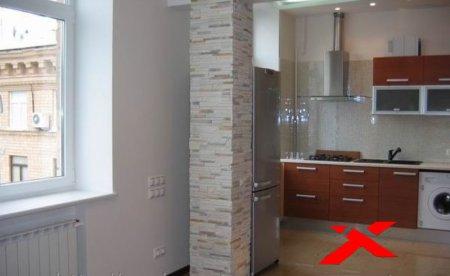 Варианты ремонта кухни в хрещевке: фото
