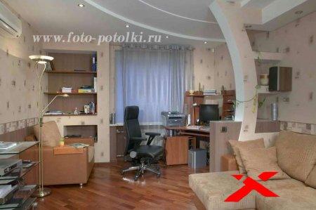 Реальные фото дизайна зала в хрущевке