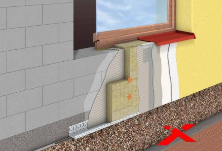 Утепление фасада дома современными материалами.