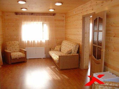Дизайн дачного домика внутри: фото эконом класса