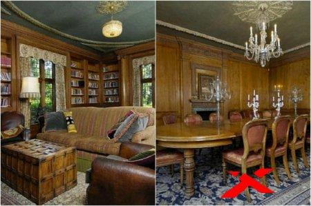 Фото домов знаменитостей внутри и снаружи