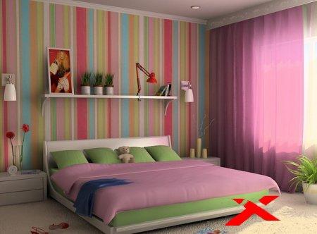 Варианты ремонта спальни своими руками: фото