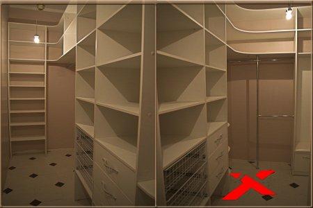Гардеробные комнаты дизайн проекты: фото, маленькие
