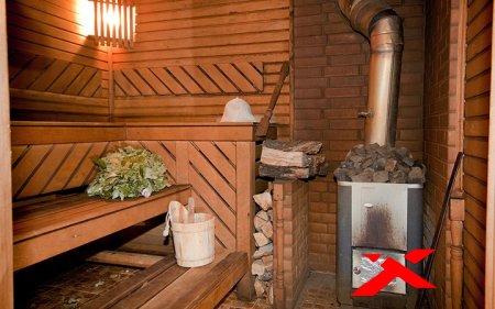 Уютная баня