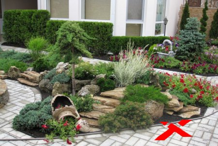 Ландшафтный дизайн - как произведение искусства