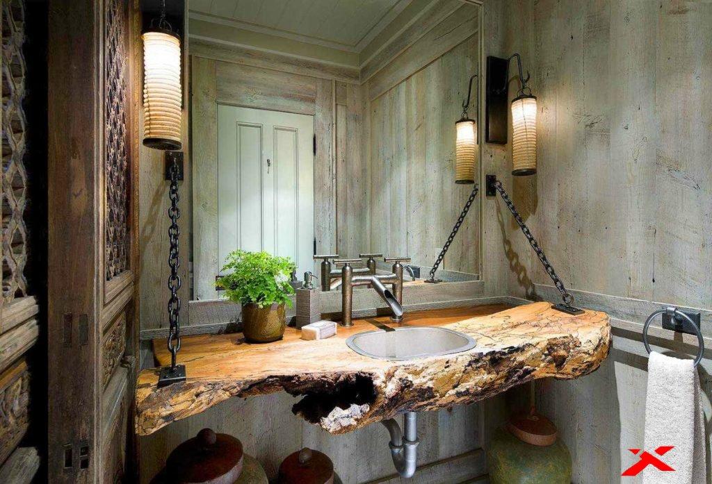 Необычная ванная