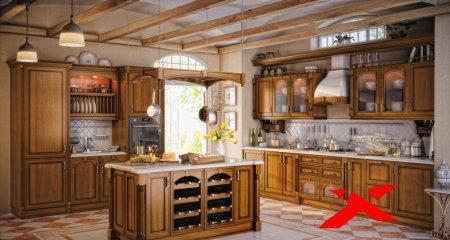 Советы по дизайну кухни