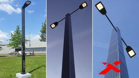 Что нужно помнить при выборе уличного светильника