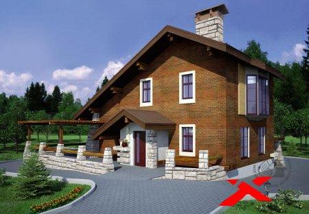 Загородный дом – комфортная и уютная «крепость»