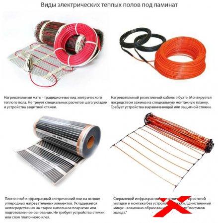 Особенности нагревательного кабеля для теплого пола