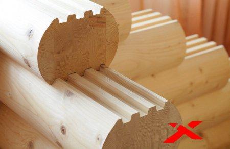 Выбор дерева для строительства бани