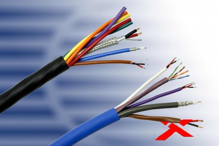 Наружный и закрытый кабели: специфика использования