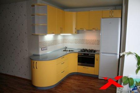 Проектируем угловые кухни – 6 советов, проверенных на практике