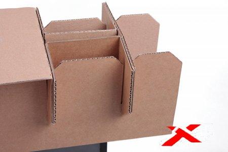 Упаковка из гофрокартона позаботится о своем содержимом