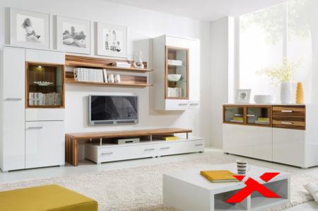 Мебель для гостиной.Какую лучше выбрать