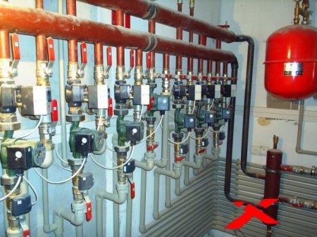 Выбор, установка и эксплуатация системы отопления