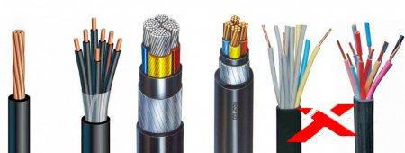 ВВГ – самый распространенный силовой кабель
