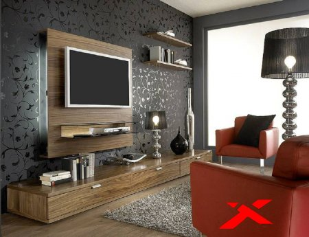 Телевизоры в интерьере