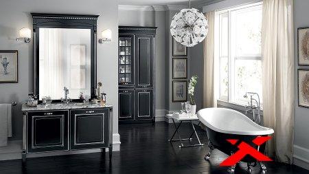 Современная итальянская мебель для дизайна ванной комнаты