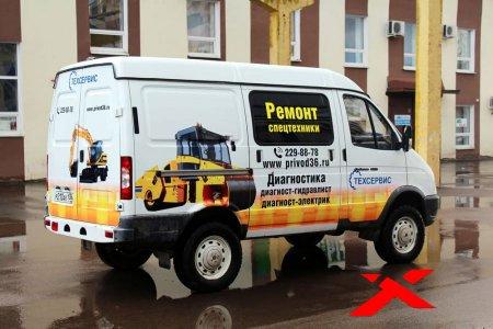 Автобрендинг: успешная реклама