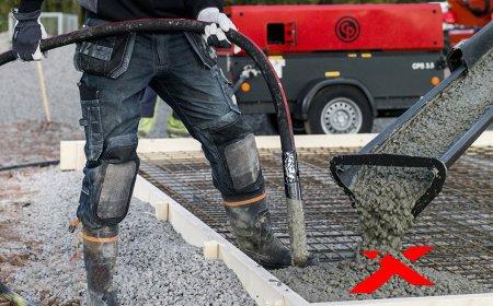 Промышленные вибраторы для бетона: разновидности