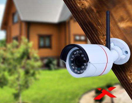 Как выбрать видеонаблюдение для частного дома