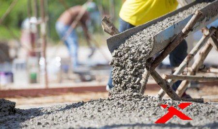 Бетон: виды бетона, классификация, свойства