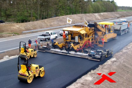 Современные методы для асфальтирования дорог