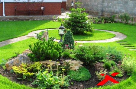 Ландшафтный дизайн сада – нюансы выполнения