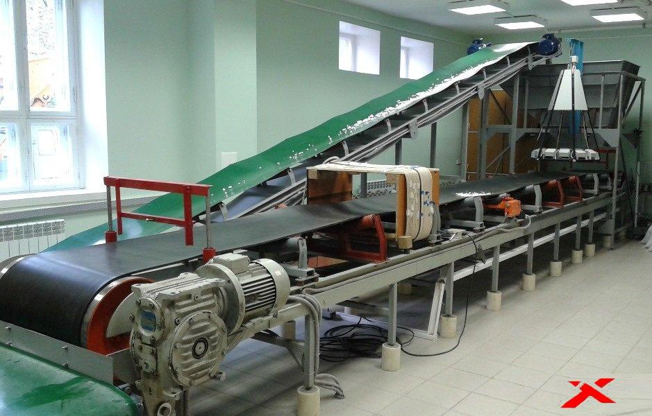 Как работает конвейер на производстве черниговский элеватор