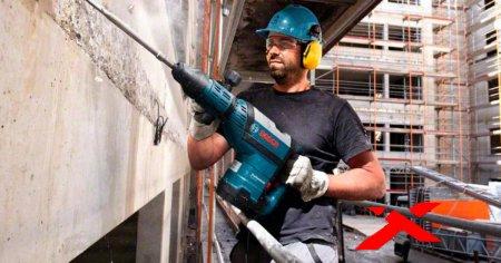 Какое оборудование выбрать для проведение строительных работ