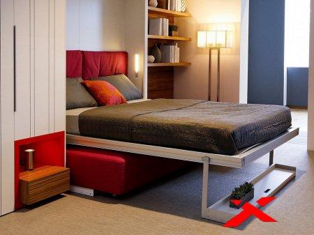 Как использовать мебель-трансформер в маленькой квартире