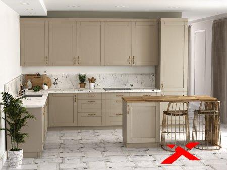 Модульная мебель для кухни - что это такое, основные преимущества, материалы