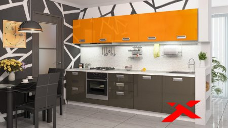 Кухонная мебель: особенности расчета стоимости гарнитура