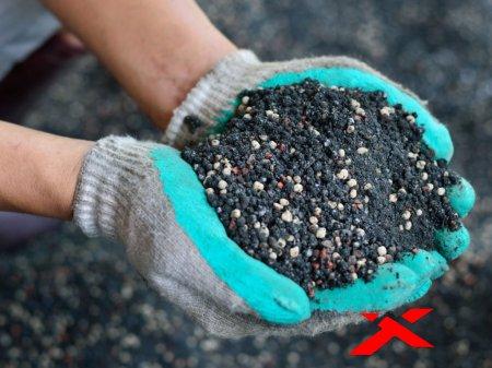Удобрения для растений и их виды