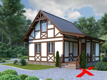 Как устроены каркасные дома и каковы их преимущества