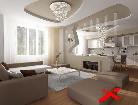 Как провести ремонт 1-комнатной квартиры — советы