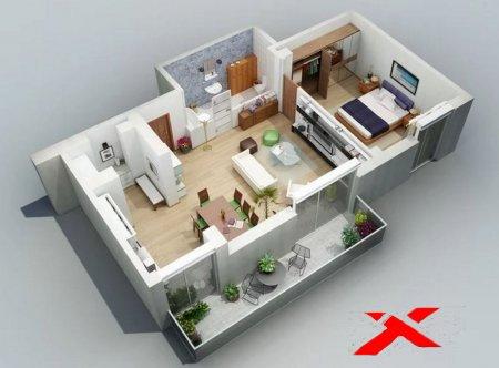 Стильный дизайн-проект интерьера — уют и гармония в доме